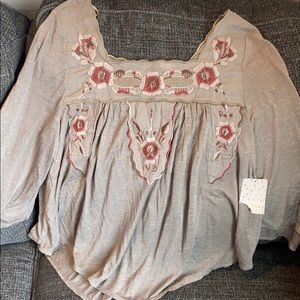 Free people - Brand new shirt w/tags!